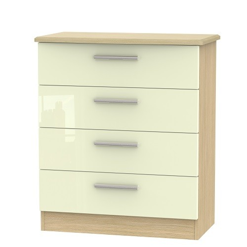 Knightsbridge 4 Drawer Chest (available in a wide range of colour finishes)