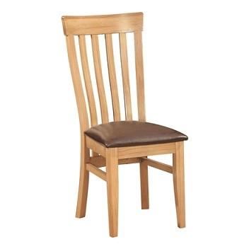Dorchester Oak Toulouse Dining Chair