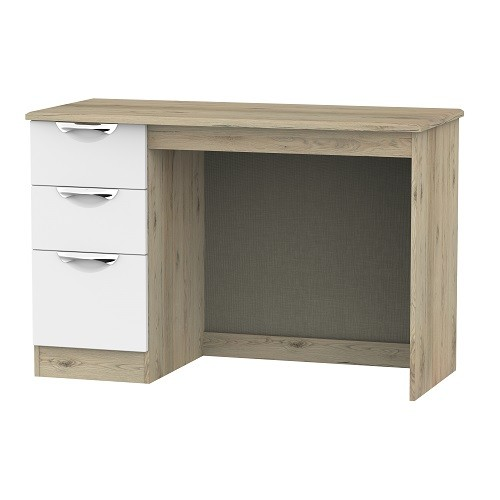 Wondrous Camden Office Bedroom 3 Drawer Desk Available In A Wide Home Interior And Landscaping Mentranervesignezvosmurscom