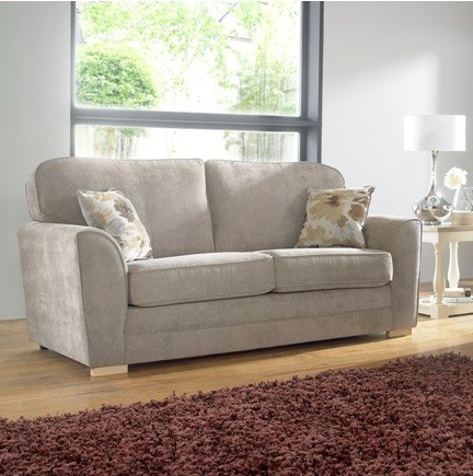 Incredible Keira 3 Seater Sofa Available In A Wide Range Of Fabrics Machost Co Dining Chair Design Ideas Machostcouk