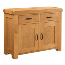 Clover Oak 2 Door 2 Drawer Sideboard