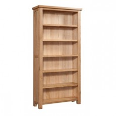 Dorchester Oak 6' Bookcase