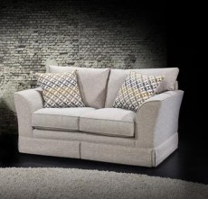 Aleisha 2 Seater Sofa (available in various fabrics)