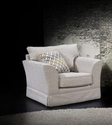 Aleisha Armchair (available in various fabrics)