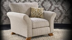 Farrah Armchair (available in various fabrics)