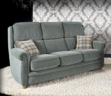 Alina 3 Seater Sofa (available in various fabrics)