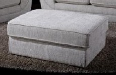 Anya Banquette Footstool (available in various fabrics)