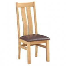 Dorchester Oak Arizona Dining Chair