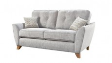 Ashley 3 Seater Sofa (available in various fabrics)