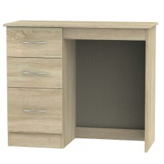 Avon 3 Drawer Vanity Dressing Table (available in 4 colour finishes)