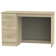 Avon Office/Bedroom 3 Drawer Desk (available in 4 colour finishes)