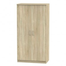 Avon 3ft Plain Wardrobe (available in 4 colour finishes)