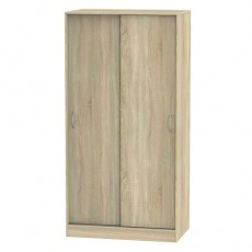 Avon Tall Sliding Door Wardrobe (available in 4 colour finishes)