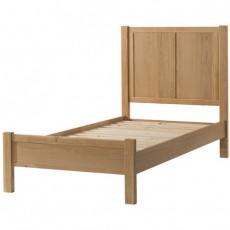 Bedford Light Oak 3ft Single Bed Frame
