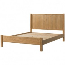 Bedford Light Oak 5ft King Size Bed Frame
