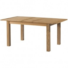 Bedford Light Oak Extending Dining Table 140-175cm