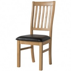 Bedford Light Oak Dining Chair