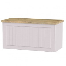 Vienna Blanket Box Ottoman (Available in 3 Colour Finishes)
