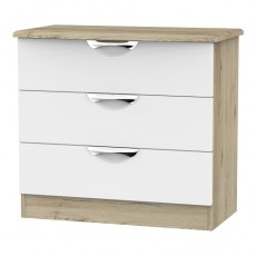 Camden 3 Drawer Chest (available in a wide range of colour finishes)