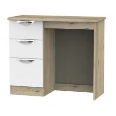 Camden 3 Drawer Vanity Dressing Table (available in a wide range of colour finishes)