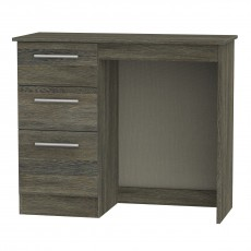 Contrast 3 Drawer Vanity Dressing Table (available in 9 colour finishes)