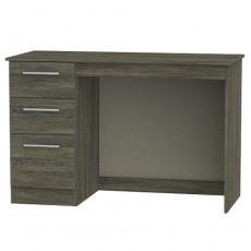 Contrast Office/Bedroom 3 Drawer Desk (available in 9 colour finishes)
