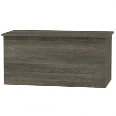 Contrast Blanket Box Ottoman (available in 9 colour finishes)
