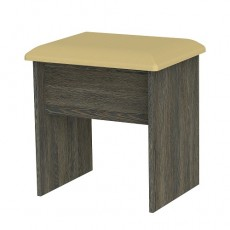 Contrast Dressing Table Stool (available in 5 colour finishes)