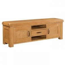 Clover Oak Extra Large TV Unit