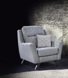 Fairfield Swivel Armchair (available in various fabrics)