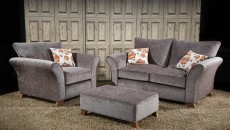 Farrah 3 Seater Sofa (available in various fabrics)