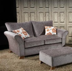 Farrah 2 Seater Sofa (available in various fabrics)