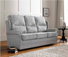 Jessica 3 Seater Sofa Bed (available in a wide range of fabrics)