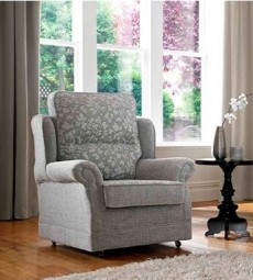 Jessica Armchair (available in a wide range of fabrics)