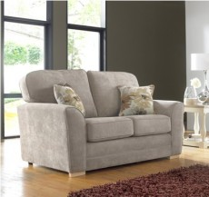 Keira 2 Seater Sofa Bed (available in a wide range of fabrics)