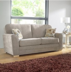 Keira 3 Seater Sofa Bed (available in a wide range of fabrics)