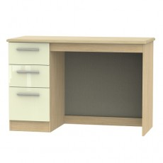 Knightsbridge Office/Bedroom 3 Drawer Desk (available in a wide range of colour finishes)