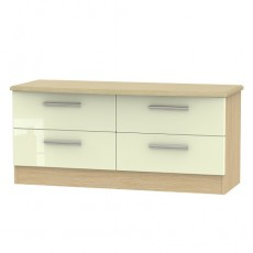 Knightsbridge 4 Drawer Bed Box (available in a wide range of colour finishes)