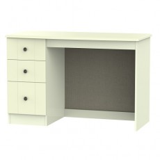 Kingston Office/Bedroom 3 Drawer Desk (available in 3 colour finishes)