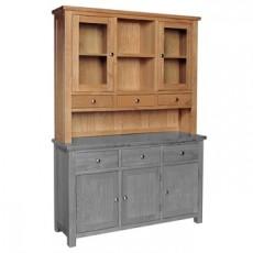 Dorchester Oak Large Dresser Top