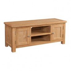 Dorchester Oak Large TV Unit
