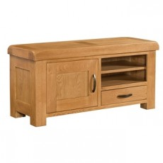 Clover Oak Large TV Unit