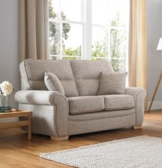 Milan 2 Seater Sofa Bed (available in a wide range of fabrics)
