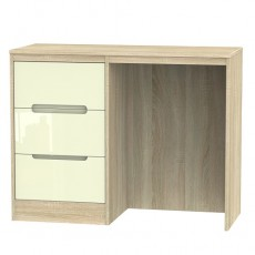 Monaco 3 Drawer Vanity Dressing Table (available in a wide range of colour finishes)