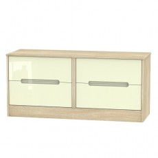 Monaco 4 Drawer Bed Box (available in a wide range of colour finishes)