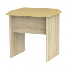 Monaco Dressing Table Stool (available in a wide range of colour finishes)