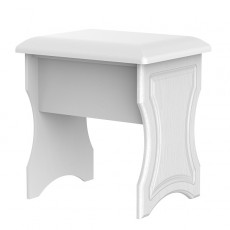 Pembroke Dressing Table Stool (available in a choice of 5 Finishes)