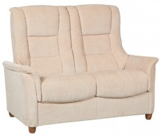 Derwent Chenille Fabric 2 Seater Sofa in Beige