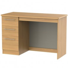 Sherwood Office/Bedroom 3 Drawer Desk (available in 5 colour finishes)