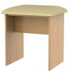 Sherwood Dressing Table Stool (available in 5 colour finishes)